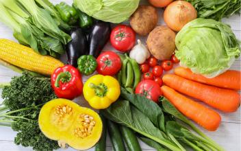 旬の野菜の力をもらいに、スーパーへ行こう(上)